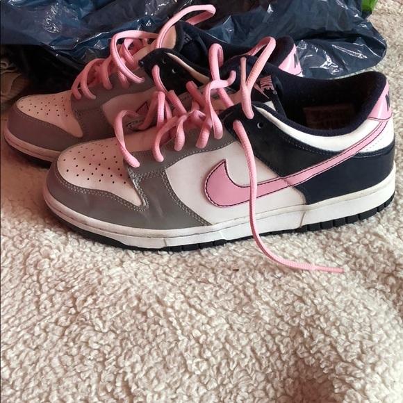 Nike Shoes Girly Sneaker Poshmark